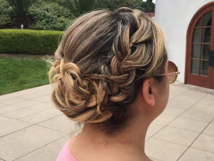 The Lost Art of the Formal Updo