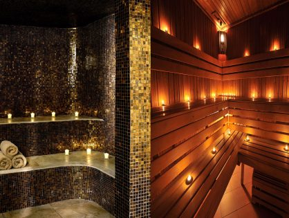 Steam Rooms and Saunas: Why this Spa Power Couple Should be in Heavy Rotation