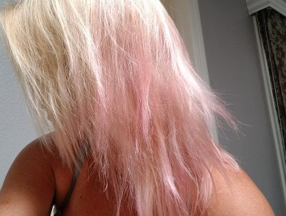 Pink Hair…Don't Care!