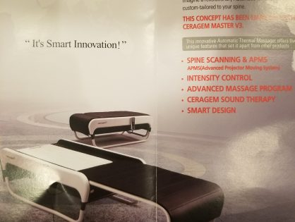 The Massage Table Of The Future!