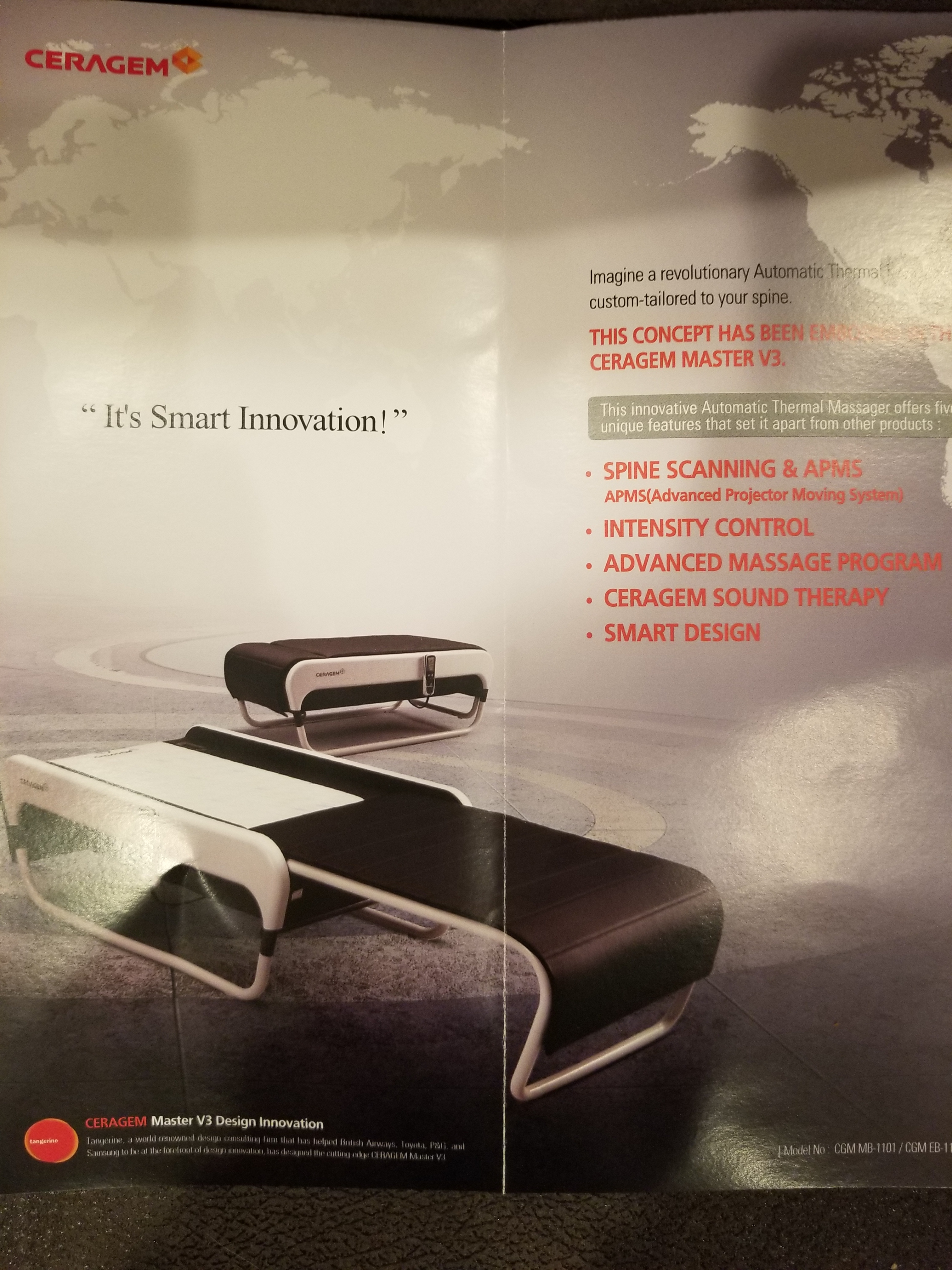 The Massage Table Of The Future! - Innerbombshell