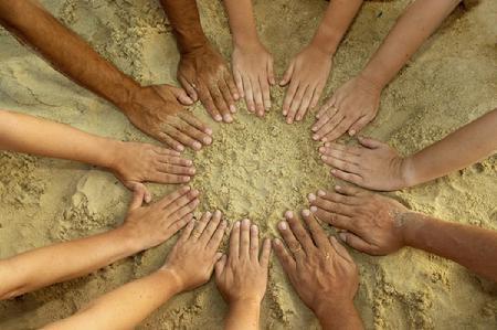 Reiki circle, energy, meditation, wellness