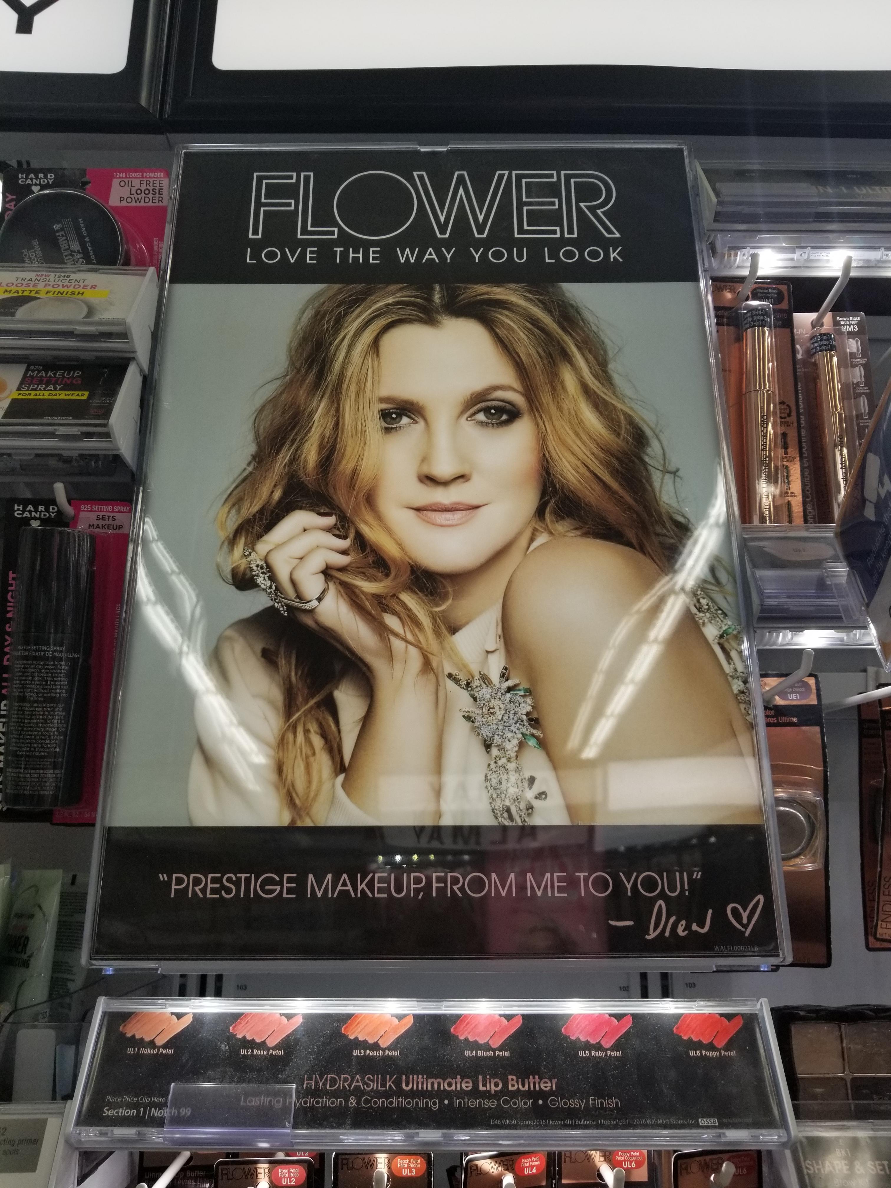 Flower Beauty, cruelty-free, makeup, skin care, Drew Barrymore