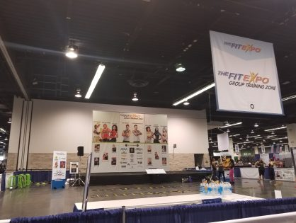 The OC Fit Expo Offered Many Vegan Choices :)