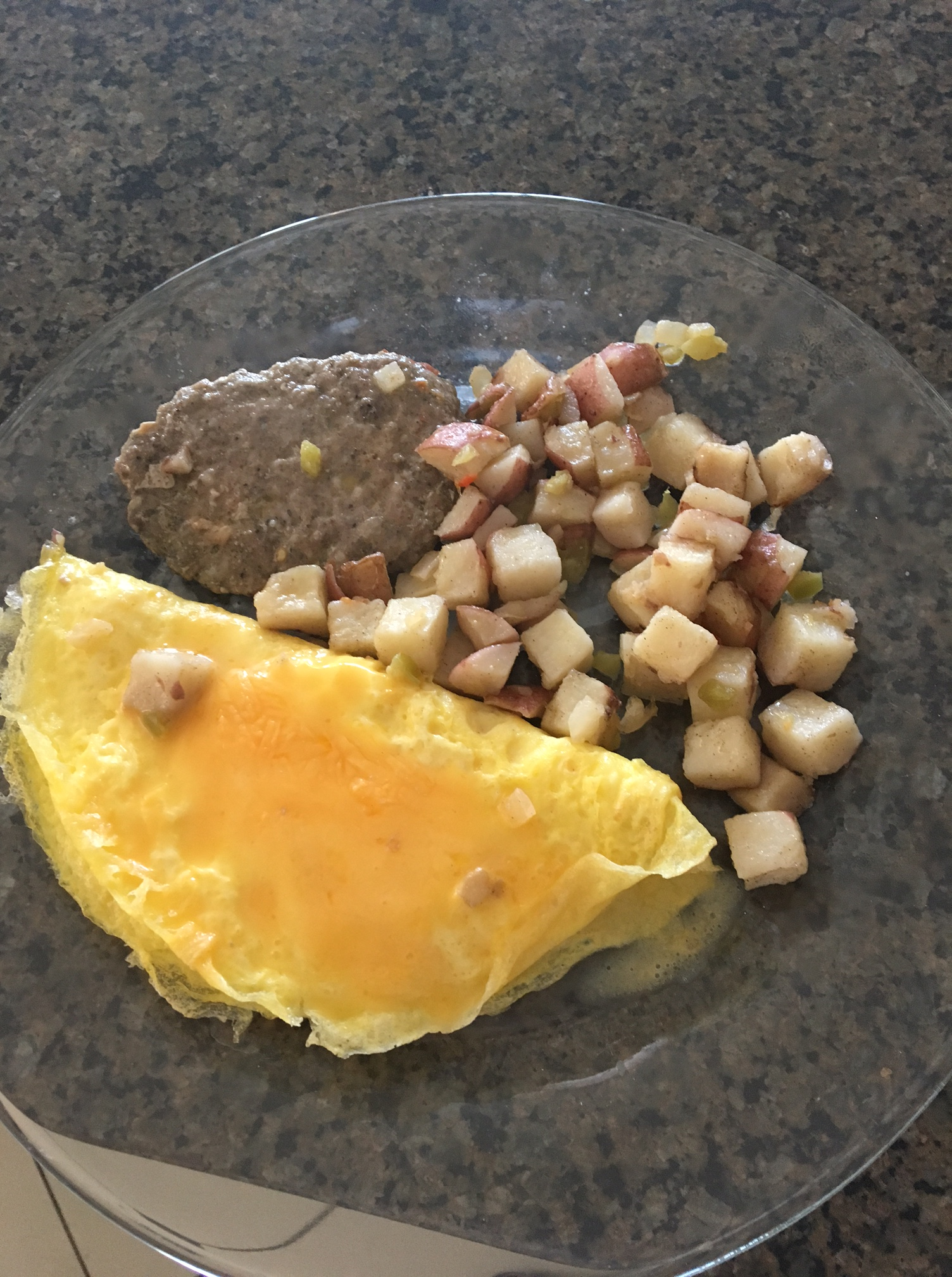 freshly meal plans, eggs, potatoes