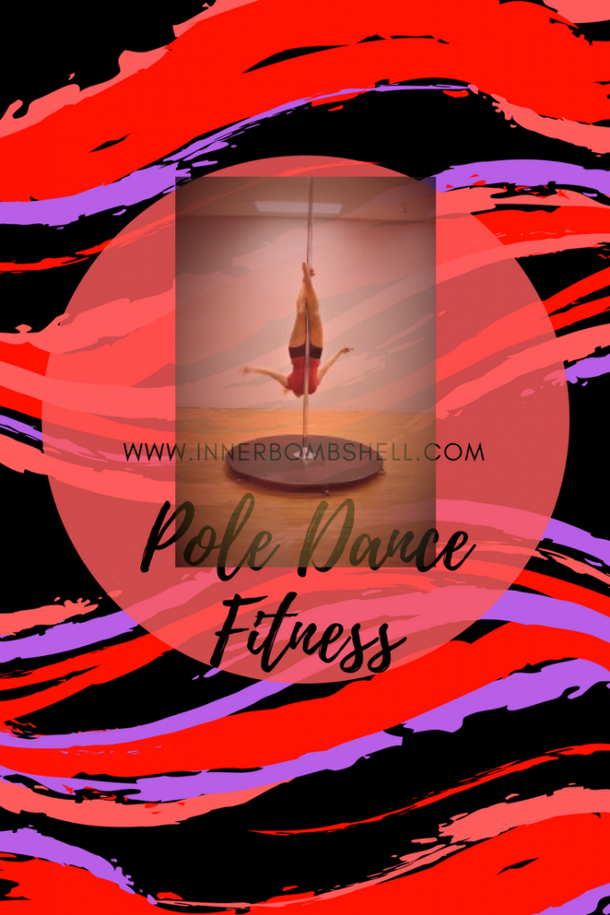 Pole Dance Fitness is a sensual and hardcore workout.