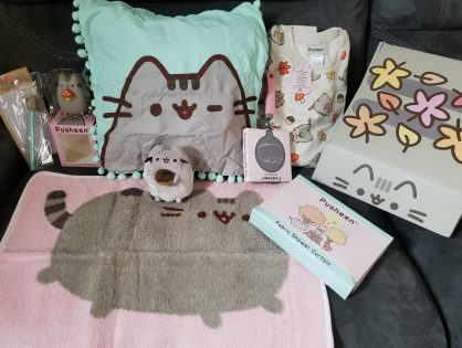 Unveiling The Fall 2017 Pusheen Subscription Box
