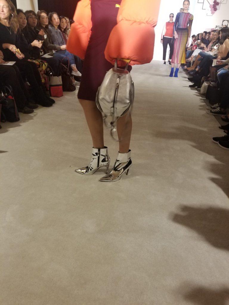 Fashion trend show