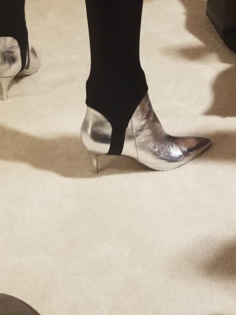 fashion, shoes, show, trend