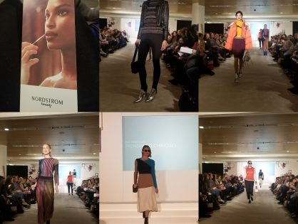 South Coast Plaza's Nordstrom Fall Trend Show 2017