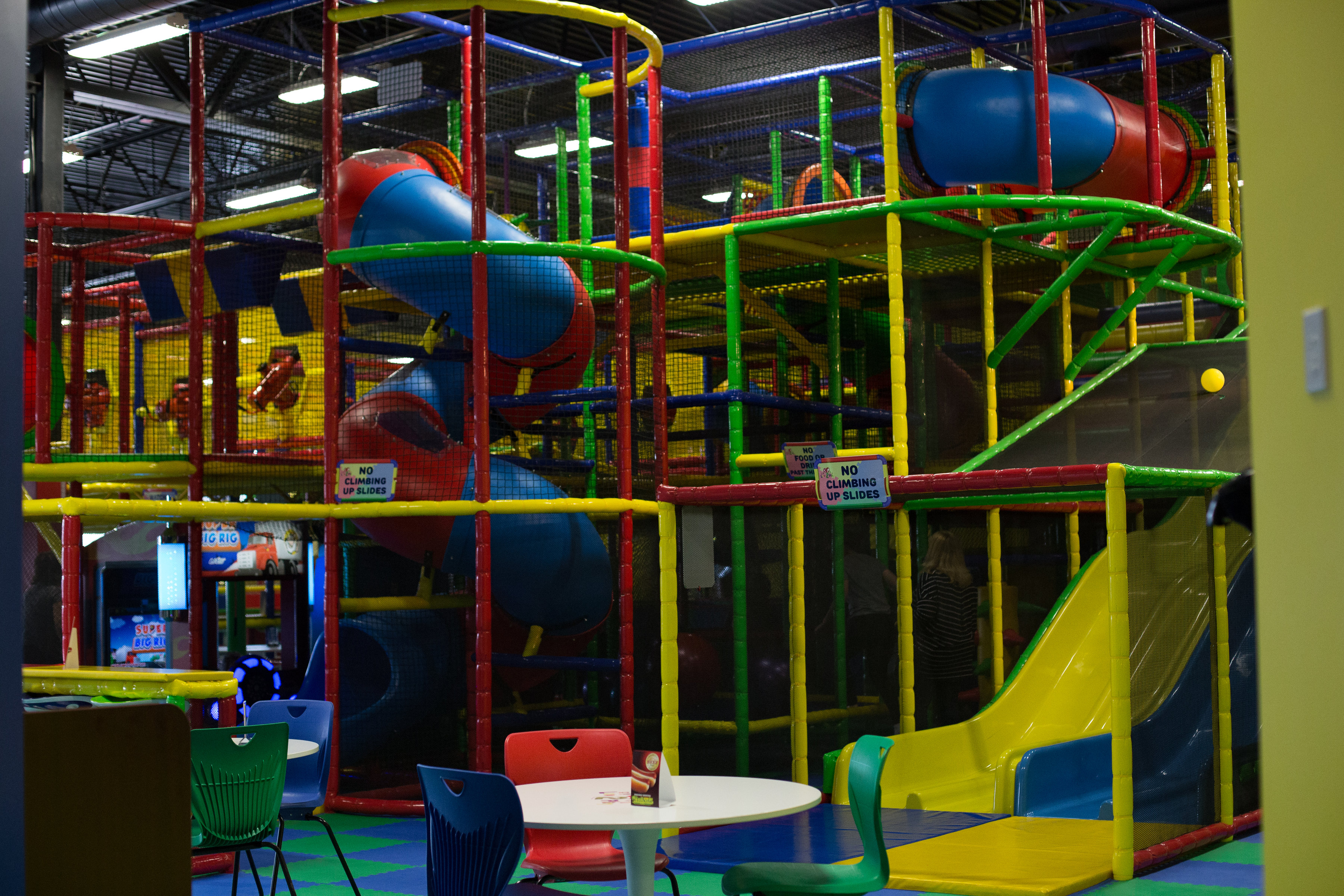 Indoor Playground, Luv2play, lake forest