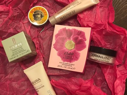 Macy's Beauty Box Subscription