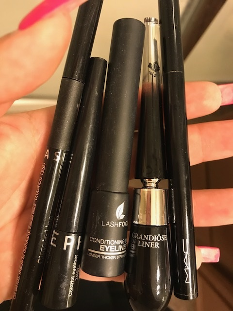 Don't Fear the Black Liquid Eyeliner: Tips and Tricks