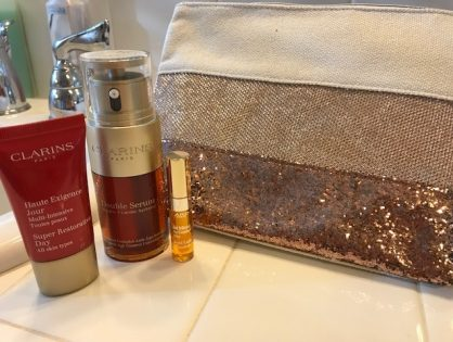 Take a look at one of the Fab Clarins Holiday Sets on sale now!