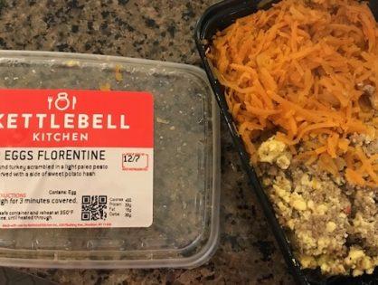Kettlebell Kitchen: Customized Fat Loss Plan
