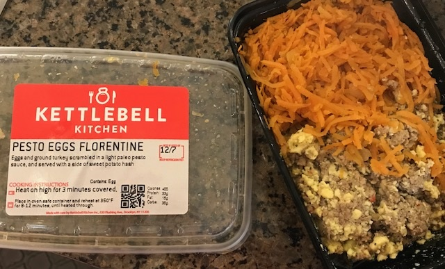 Kettlebell Kitchen: Customized Fat Loss