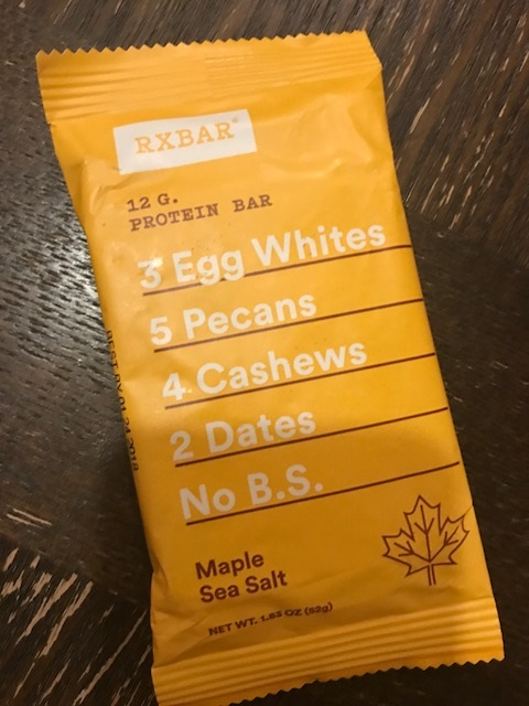 RXBAR: A Protein Source to Fuel your Workout