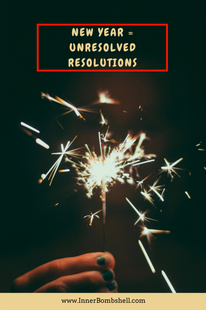 Resolutions in the New Year. Changing your mind frame to stay positive all year long.