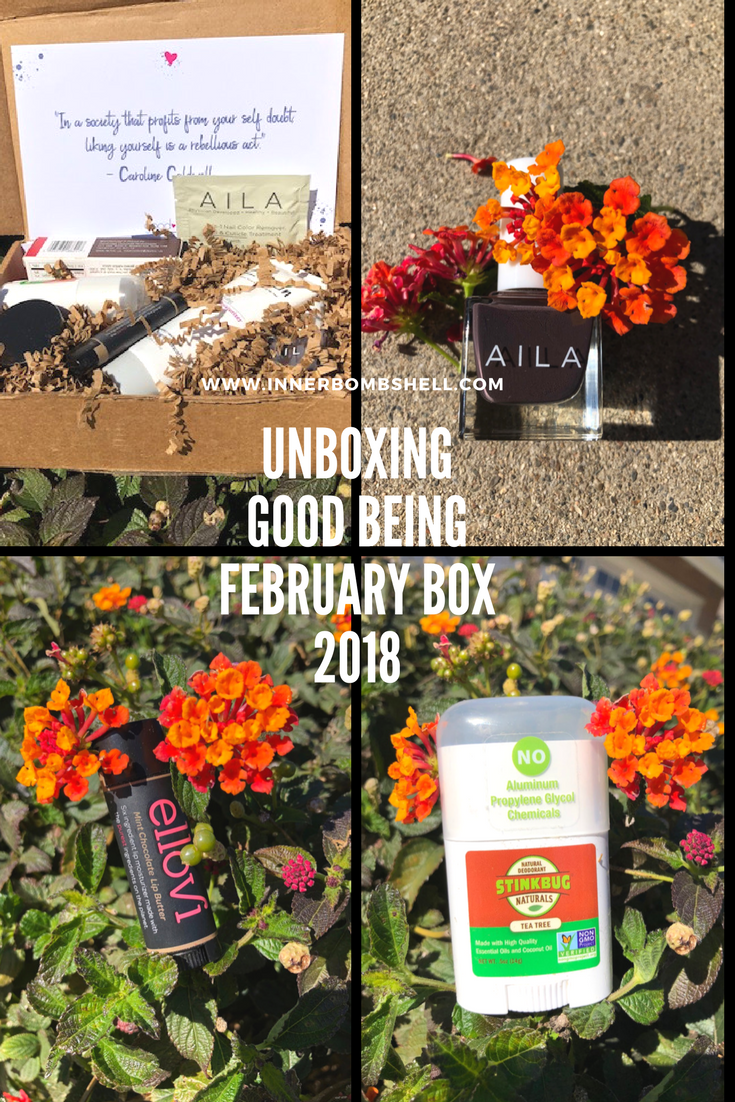 Box subscription, Good Being, Cruelty-free, Vegan, Organic, Plant-based.