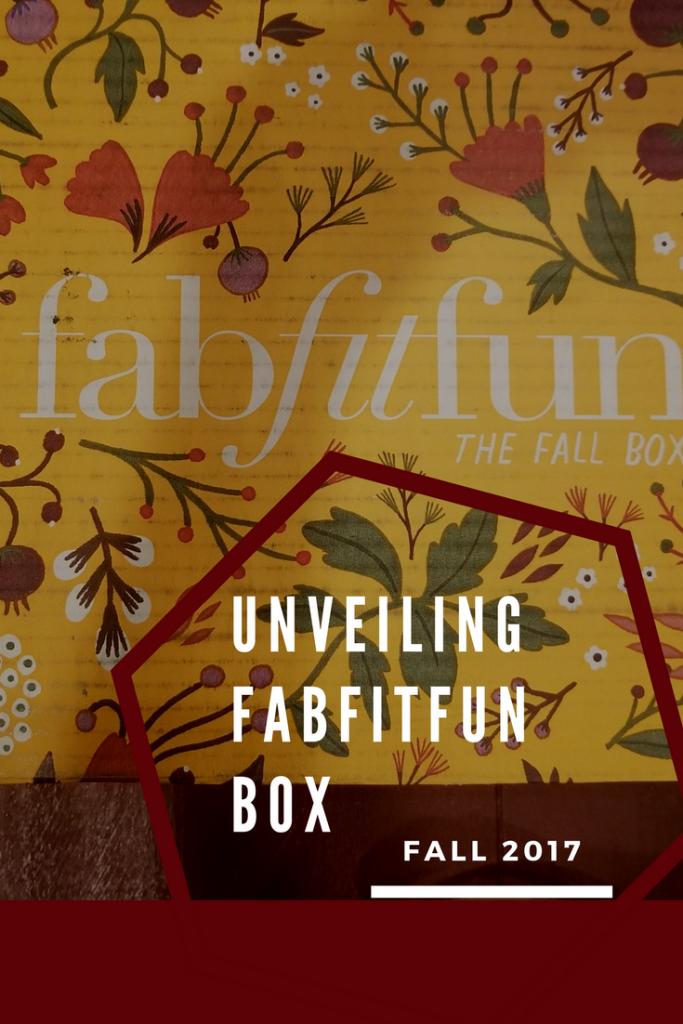 Subscription boxes, fabulous, fit, fun