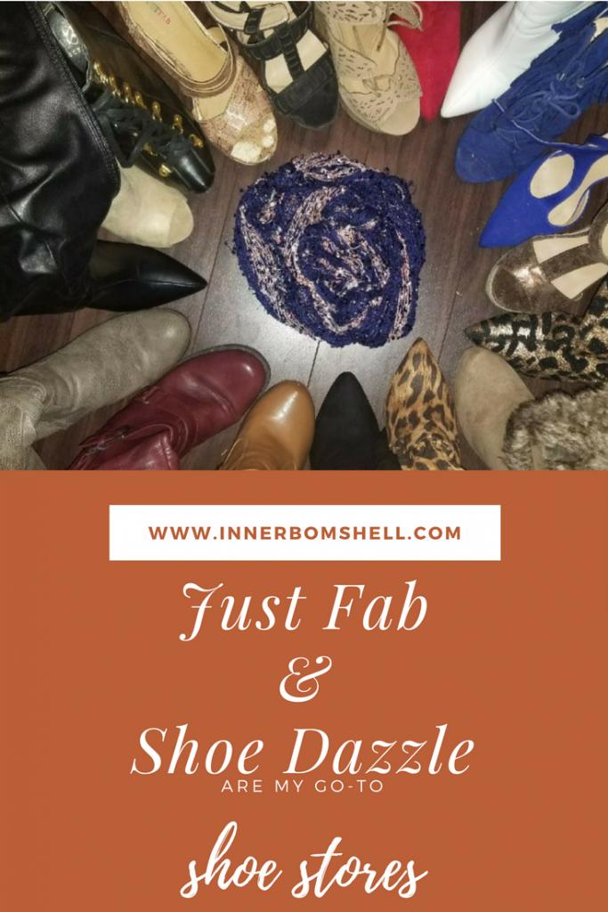 Online shoe stores, Justfab, Shoedazzle, shoes, boots, sandals, heels, wedges