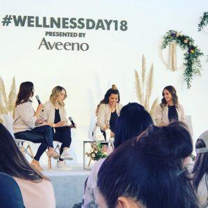 women empowerment, event, wellness, radiant, radiante a mi manera, brands, Aveeno