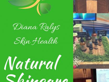 Natural Skincare at Diana Ralys Skin Health.