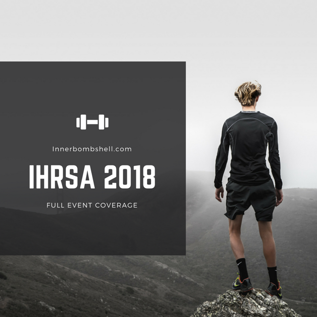 fitness, workout, convention, ihrsa, san diego