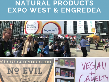 Natural Expo West & Engredea 2018
