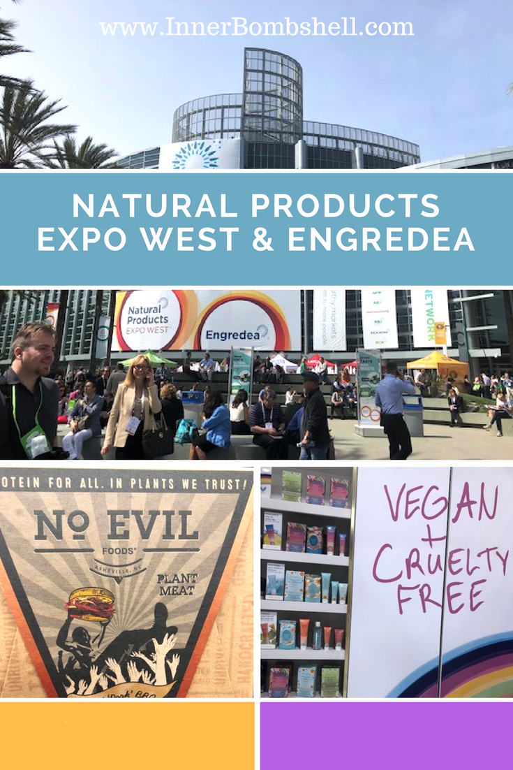 Natural, cruelty-free, vegan, organic expo