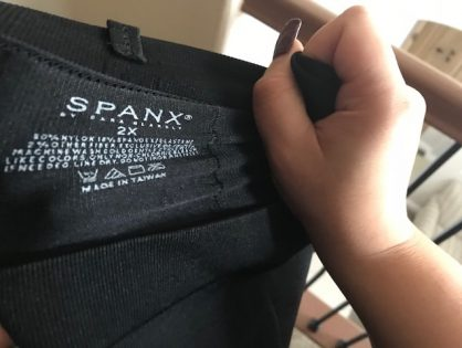 My Frenemy…Spanx