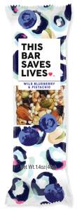This Bar Saves Lives, bars, nutrition, healthy,