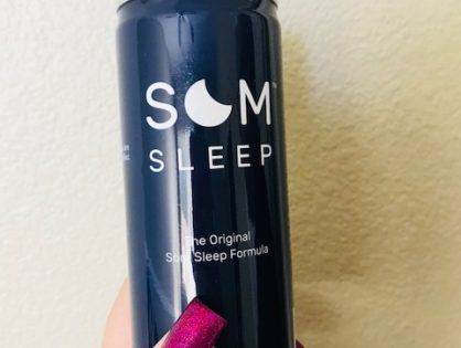Get your ZZZ's on with Som Sleep