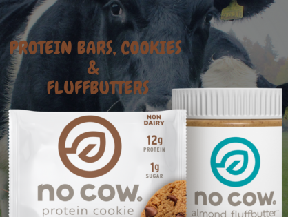 No Cow. Yes Protein!