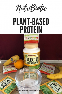 pea protein, rice protein, greens & veggies, plant-based protein, vegan, raw