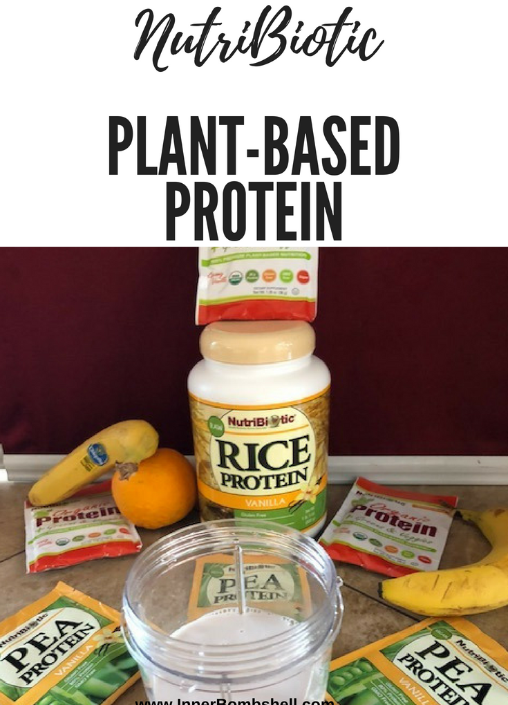 NutriBiotic Protein: Taste Great & It's Good For You Too!