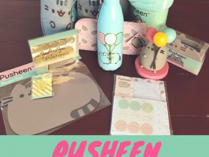 Pusheen Spring 2018 Subscription Box Review