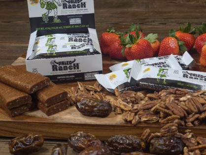 Paleo Ranch: ready to go snack favs with big flavor and impressive stats