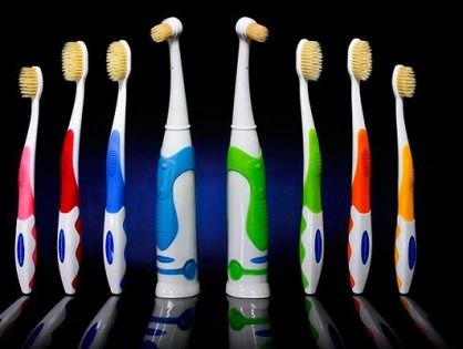 The Innovative Anti-Bacterial Toothbrush