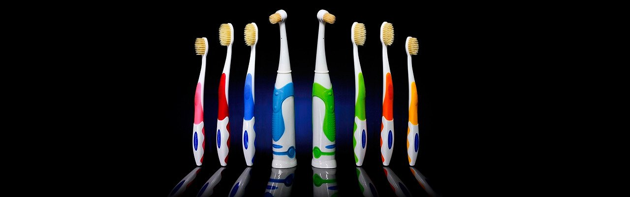 toothbrush, silver, new technology, innovative
