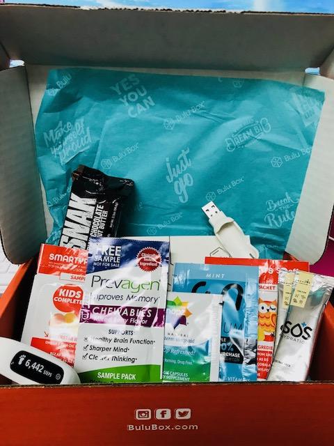 bulu box, fitness, subscription box, wellness, weight loss, reviews