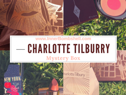 Charlotte Tilbury Mystery Box Review