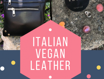 The Italian Vegan Leather Movement