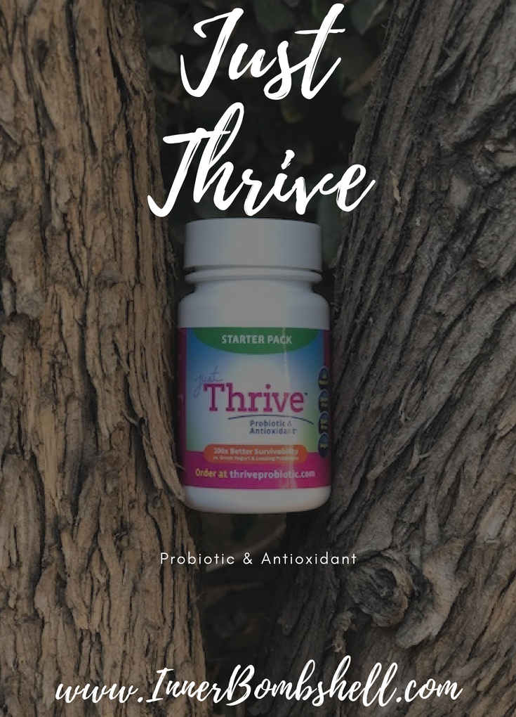 Our Review of Just Thrive Probiotic & Antioxidant