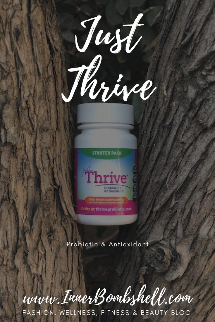 Just Thrive Probiotic and Antioxidant