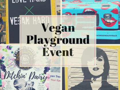 Los Angeles Vegan Playground Festival