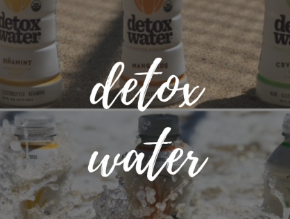 Cleanse Your Body With Detox Water Bioactive Aloe