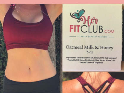 Her FitClub Subscription Box Review