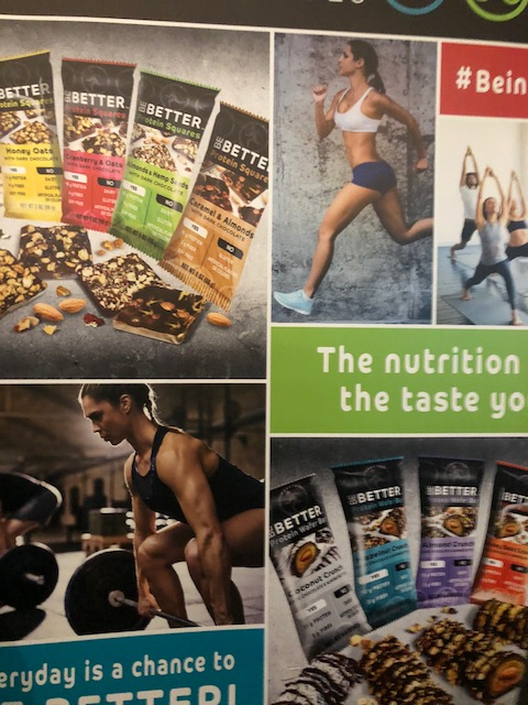 Natalie Jill, Gigi Eats, health, Heidi Powell, Lalanne, Sadie Sardini, La Croix, fitness, refreshing, exercise, conference, healthy eating, vegan, innovative equipment, supplements, products, protein, bars, gym,