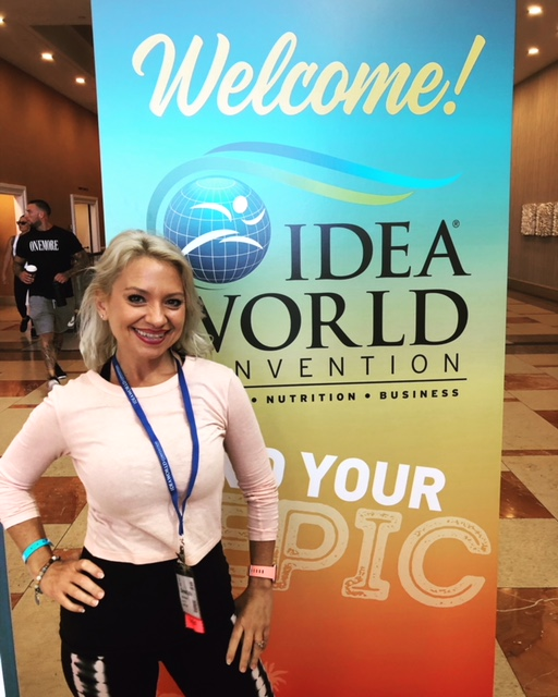 Idea World BlogFest 2018…Live, Laugh, Sweat